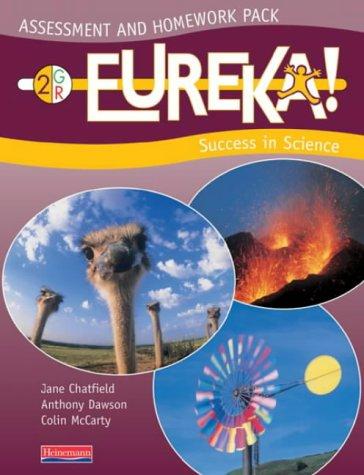 Eureka! 2 Assessment & Homework Pack: Assessment and Homework Pack
