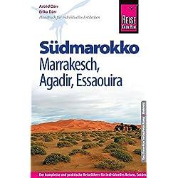 Reise Know-How Südmarokko mit Marrakesch, Agadir und Essaouira: Reiseführer für individuelles Entdecken Autovermietung Marokko