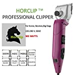 HORCLIP 500W PROFESSIONAL EXTRA HEAVY DUTY HORSE CATTLE CLIPPERS HORCLIP 500W PROFESSIONAL EXTRA HEAVY DUTY HORSE CATTLE CLIPPERS 51DGVvImtDL