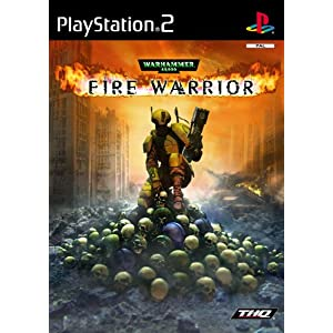 Warhammer 40000 – Fire Warrior