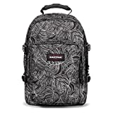 Eastpak Provider Backpack Double the space: a backpack to keep you organized and compression straps to fasten everything safelyTwo, large main compartments featuring zippered closures to keep items safely stowedPlenty of room for when you need to loa...