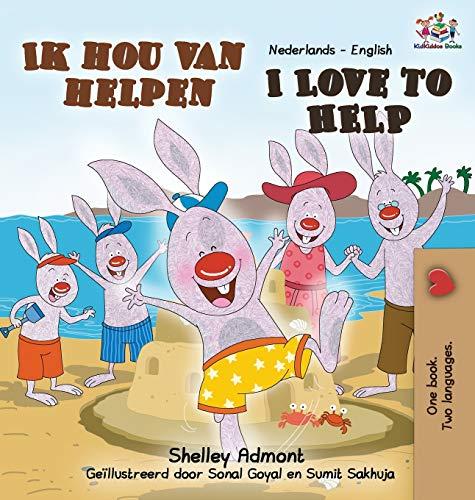 I Love to Help (Dutch English Bilingual Book) (Dutch English Bilingual Collection)