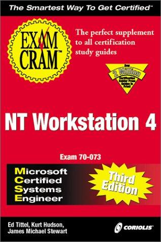 McSe Nt Workstation 4: Exam Cram : Exam 70-073