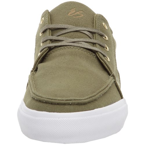 éS HOLBROOK LO Holbrook Lo, Chaussures de skateboard mixte adulte Olive