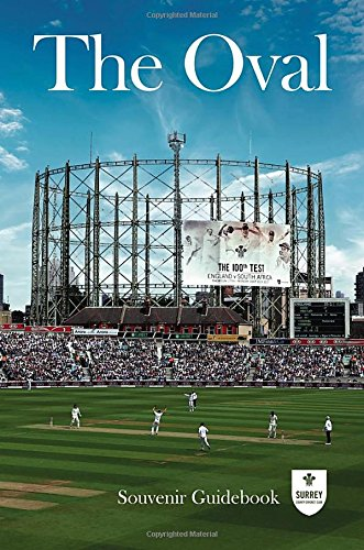 The Oval: Souvenir Guidebook PDF Books