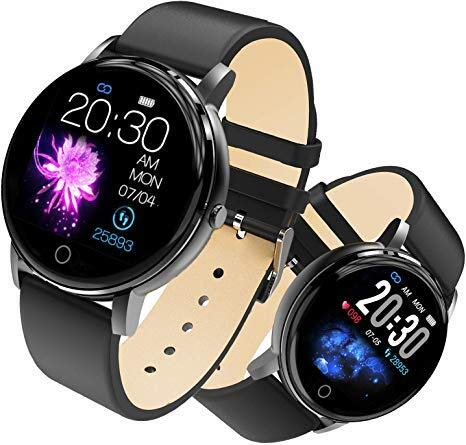Smartwatch Fitness Tracker Android iOS Orologio Intelligente Impermeabile...