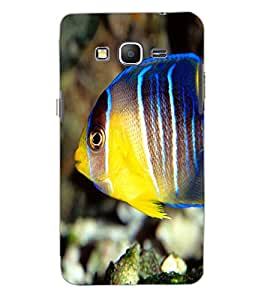 SAMSUNG GALAXY GRAND PRIME FISH Back Cover by PRINTSWAG