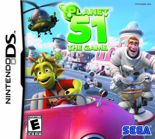 Planet 51 - Nintendo DS by Sega