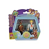 2 Pack Scooby-Doo Mystery Minis Action Figures Characters Fred 7cm Tall Collectors Play boys Girls