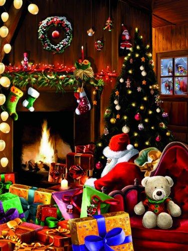 Calendrier de l'avent : Le père Noël est passé