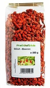 Goji Beeren - getrocknet - ungeschwefelt - 1 kg