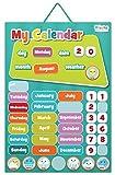 Fiesta Crafts Activity - Il mio primo calendario, Lavagnetta magnetica, Blu