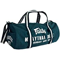 067e4846fb Fairtex BAG9 Retro Style Barrel Bag Thai Boxing Heavy Gym Bag Myay Thai MMA