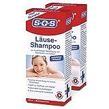 SOS Läuse-Shampoo - befreit zuverlässig von Kopfläusen und Nissen