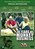 10 Years of Monkey Business DVD - Special Edition (PPPLtd on behalf of Monkey World)
