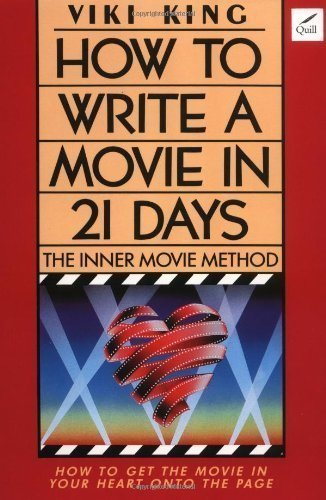 how-to-write-a-movie-in-21-days-the-inner-movie-method-edition-unknown-by-king-viki-paperback1993e
