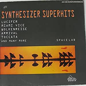Spacelab - Synthesizer Superhits - Dino Music - LP 2421, Dino Music - 2421