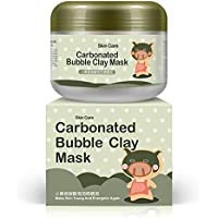 Prettyuk Gesichtsmaske Carbonated Bubble Clay Maske Deep Clear Oxygen Bubbles Mud Maske