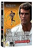 Six Million Dollar Man Season 5 (7 Dvd) [Edizione: Regno Unito]