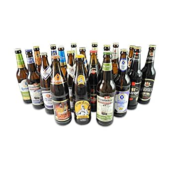 Ostdeutsche Biere (20 Flaschen/5,4% vol.)