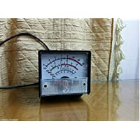 Sunkee nuevo S M/Swr/Medidor de potencia externo para Yaesu ft-857/ft-897Blanco