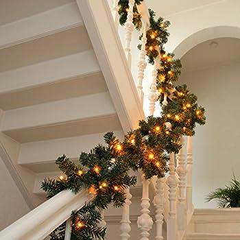 xxl k nstliche tannengirlande weihnachtsgirlande girlande tanne gr n deko weihnachten ca 400 cm. Black Bedroom Furniture Sets. Home Design Ideas