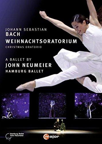 Bach: Weihnachtsoratorium (Ballett von John Neumeier) [2 DVDs]