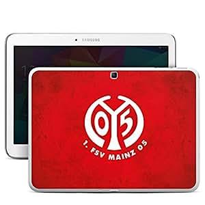 Samsung Galaxy Tab 4 10-1 SM-T530 Hülle Schutz Hard Case Cover 1. FSV Mainz 05 e.V. Fußball Bundesliga Fanartikel
