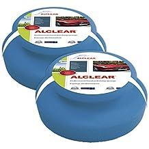 Alclear 5713050M_2 Professional Hand Polishing Sponge (Set of 2, Blue)