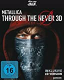 METALLICA - Through the Never (2-Disc Edition) [3D Blu-ray inkl. 2D]