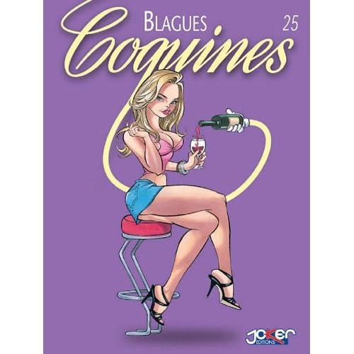 Recueil Blagues Coquines T25
