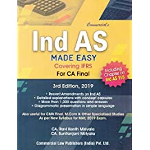 Ind AS made easy (for CA Final)