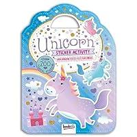 Unicorns Sticker Activity (Carry Along Sticker Fun Classic)