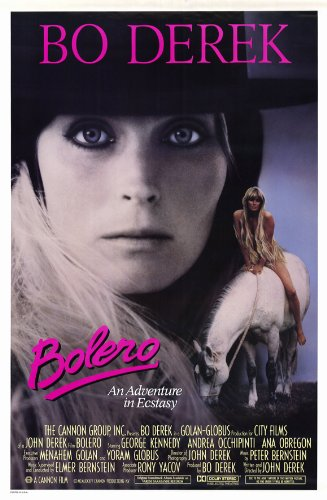 Bolero Plakat Movie Poster (11 x 17 Inches - 28cm x 44cm)...