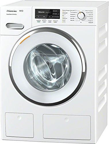 Miele WMH120WPS D LW PWash&TDos Waschmaschine FL/A+++/156 kWh/Jahr/9900 Liter/Jahr/8 kg/1600 UpM/Thermo-Schontrommel/PowerWash/lotos weiß