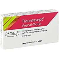 TRAUMASEPT Ovula 5 St Ovula preisvergleich bei billige-tabletten.eu