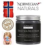 Best Natural Face Masks - Norwegian Naturals Dead Sea Mud Mask - Review