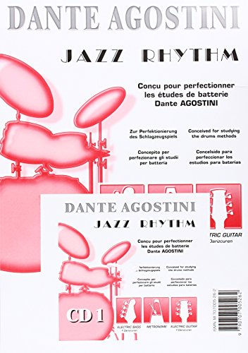 Rythmique Jazz, Volume 1 Formation Musicale+CD