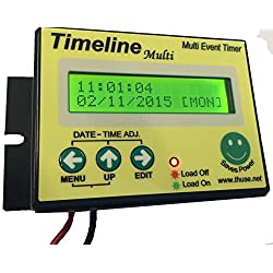 Timeline School Bell Timer With Surge Protection up to 4000 Volts