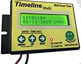 #8: Timeline School Bell Timer With Surge Protection up to 4000 Volts