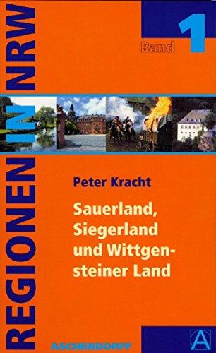 Sauerland, Siegerland und Wittgensteiner Land (Regionen in Nordrhein-Westfalen)
