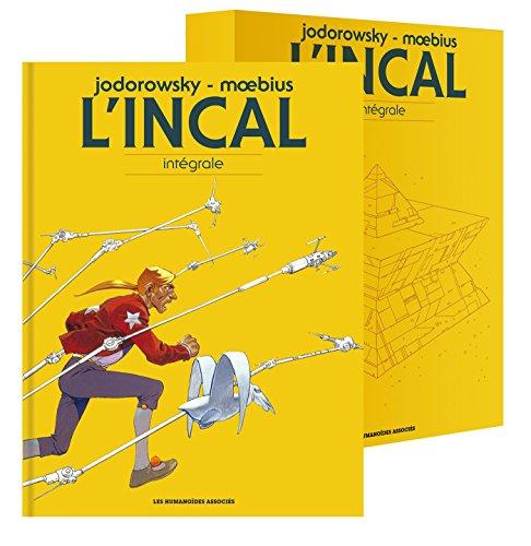 L'Incal - Integrale Coffret 2015