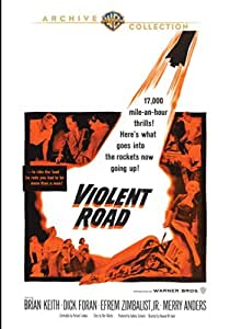 The Violent Road [DVD] [1958] [Region 1] [US Import] [NTSC]