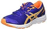 Asics Gel-Zaraca 5 Gs, Zapatillas de Running Infantil, Azul (Asics Blue/Autumn/White), 38 EU