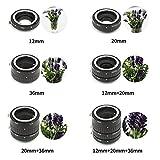 starter Fotografie Verlängerungsröhren Elektronische Bajonett Vollkupfer Kontakt Step-Up Adapter Für Nikon Kamera Und Objektiv