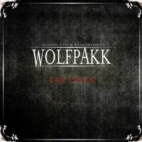 Wolfpakk: Cry Wolf (Audio CD)
