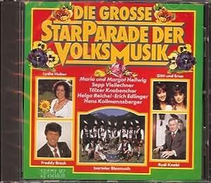 Die Grosse Starparade der Volksmusik