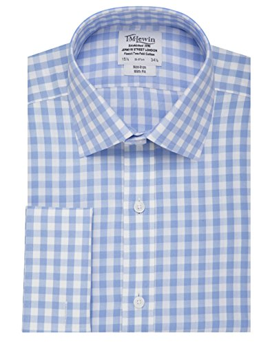 tmlewin-mens-non-iron-block-check-slim-fit-double-cuff-shirt-blue-17