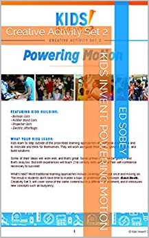 Libro PDF Gratis Kids Invent! Powering Motion (Creative Activities Book 2)