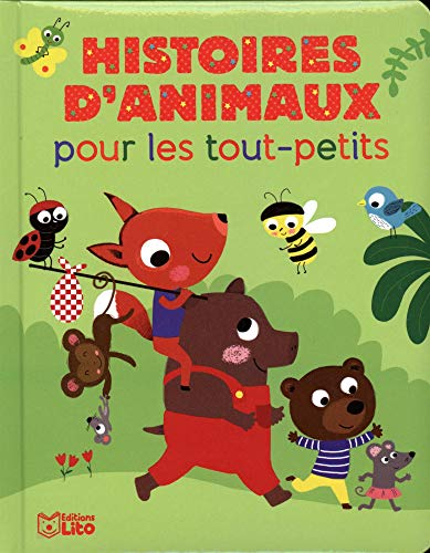 Histoires d'animaux pour les tout-petits - Dès 18 mois